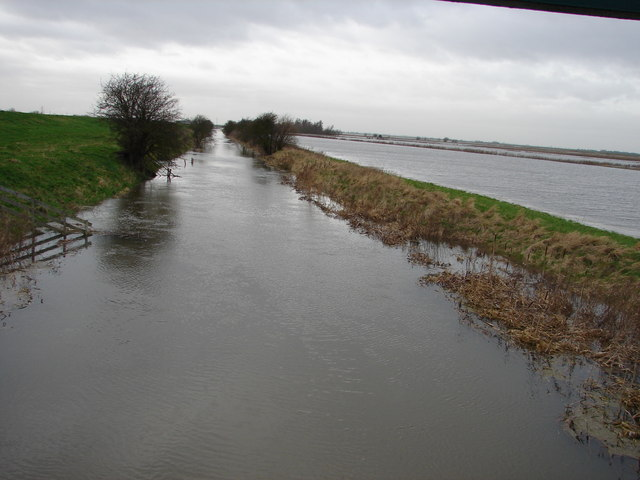 Morton's Leam and Flooding