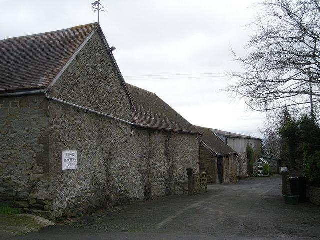 Upper Dinchope Farm