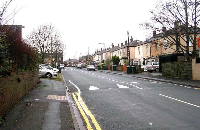 Nottingham Street - Dick Lane
