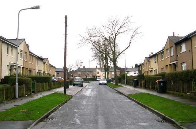 Rowan Avenue - Dick Lane