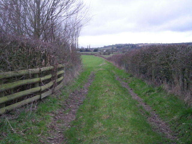 Footpath to Seifton