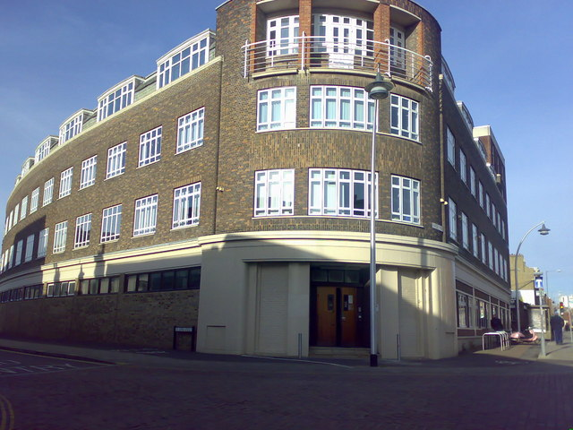 Bedford Telephone Exchange