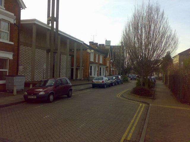 Woburn Road, Bedford