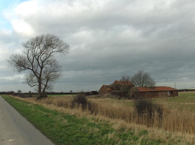 On East Marsh Road