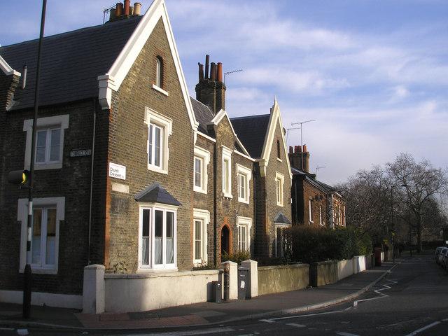 Church Crescent, South Hackney
