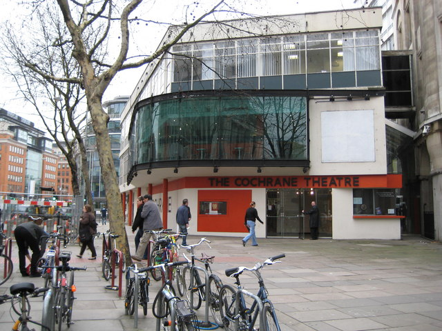 Holborn: The Cochrane Theatre, WC1