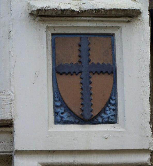 Architectural detail, Priory House, Bruton