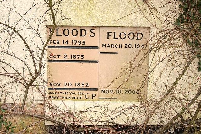 Girton floodmarks