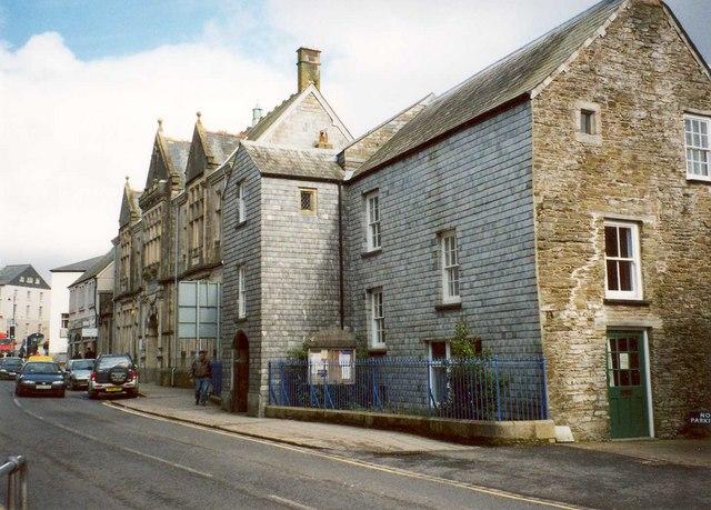 Stuart House, Barras Street, Liskeard