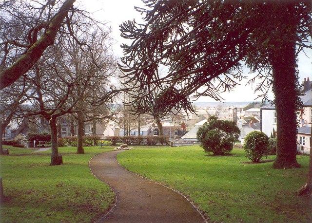 Castle Park, Liskeard