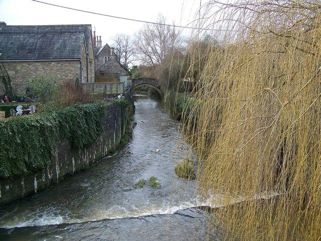 River Brue, Bruton