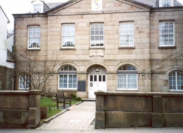 The Old Grammar School, Queen Street, Lostwithiel