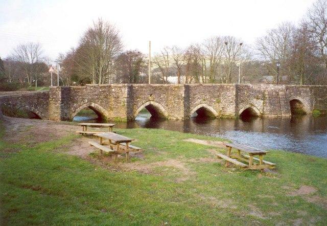 Tudor Bridge, Lostwithiel
