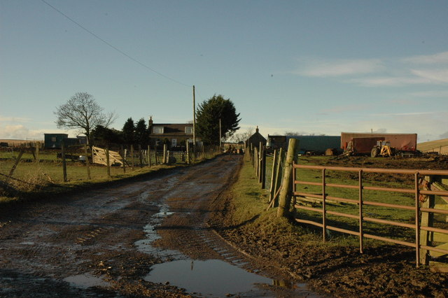 East Logie Aulton Farm