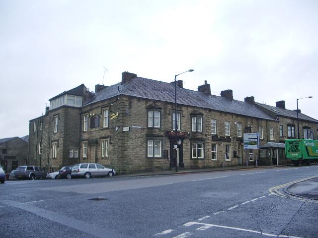 The Crown Hotel, Albert Road, Colne