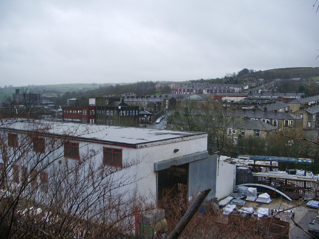 View of Colne