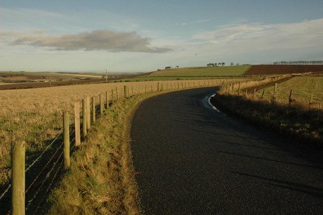 B992 near Redhill