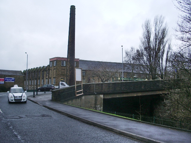 Primet Bridge, Colne