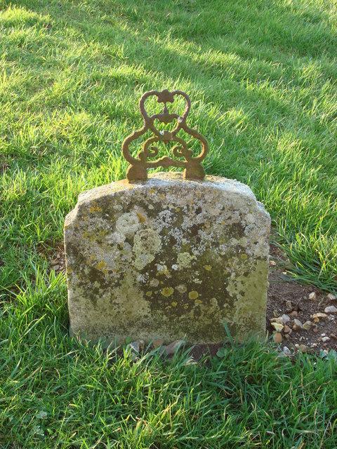Small Gravestone