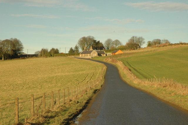 Road to Cross of Jackston