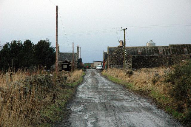North Balnoon farm