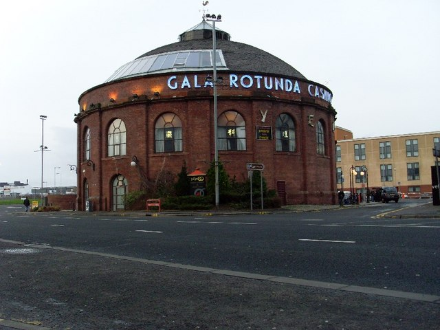 Gala Rotunda Casino, Finnieston
