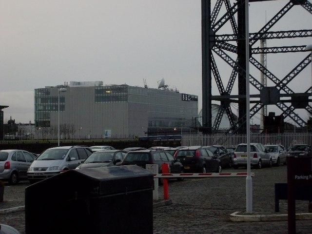 BBC Scotland Studios, Glasgow