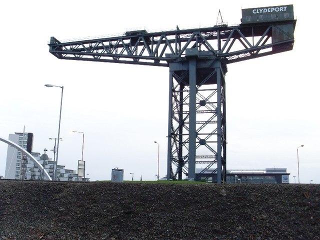 Clydeport Finnieston Crane