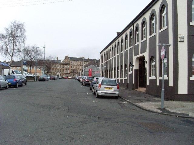 Minerva Street, Glasgow