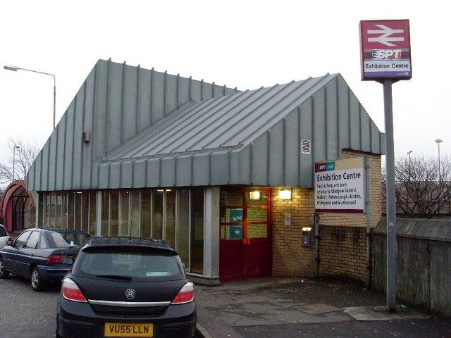 Exhibition Centre Station