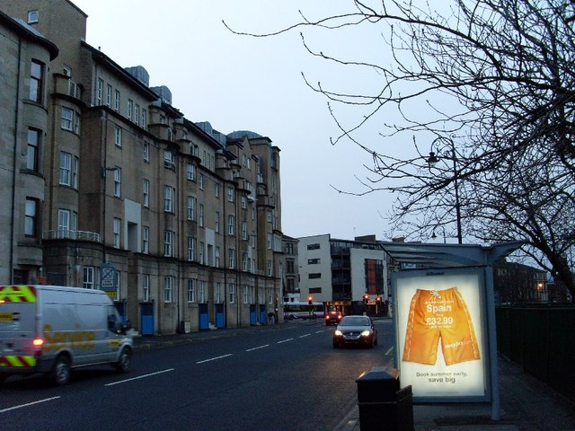 Sauchiehall Street, Partick