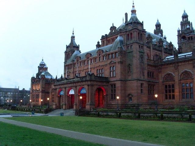 Kelvingrove Museum and Art Gallery