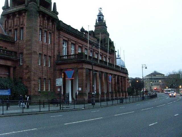 Kelvin Hall, Glasgow