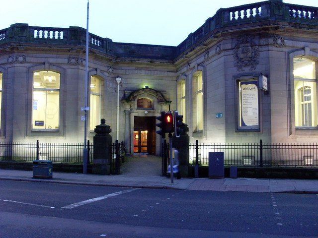 Partick Library