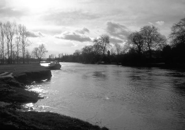 River Thames at Wallingford