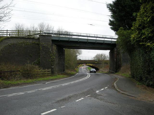Hillmorton-West Coast Mainline