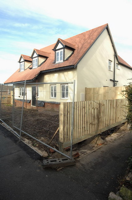 New Build on West End