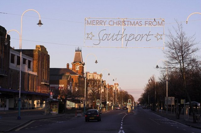 Merry Christmas from Southport