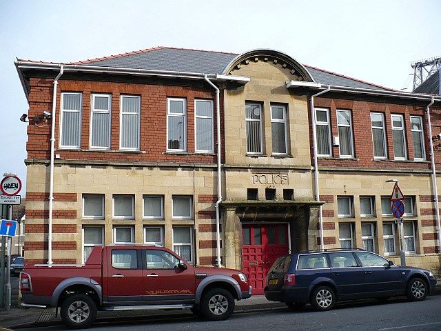 Former Police Station, Alexandra Road
