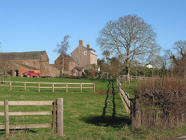 Rock Farm, Lea