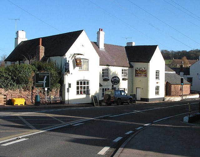 The Crown Inn, Lea