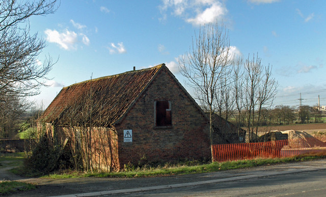 Old Barn at Hall Farm, Horkstow