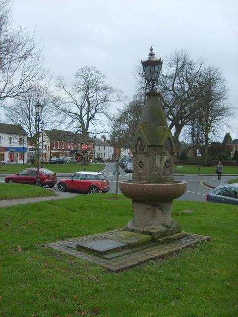 Tettenhall Fountain
