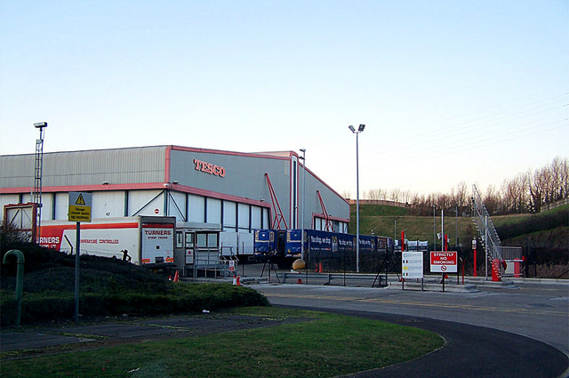 Tesco Distribution Warehouse, Snodland