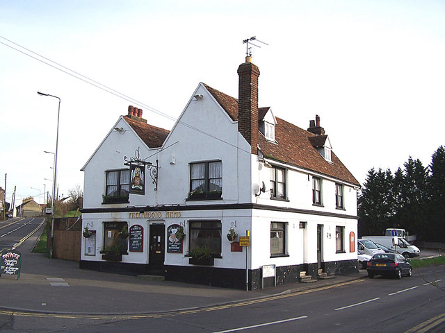 Freemasons Arms public house, Snodland