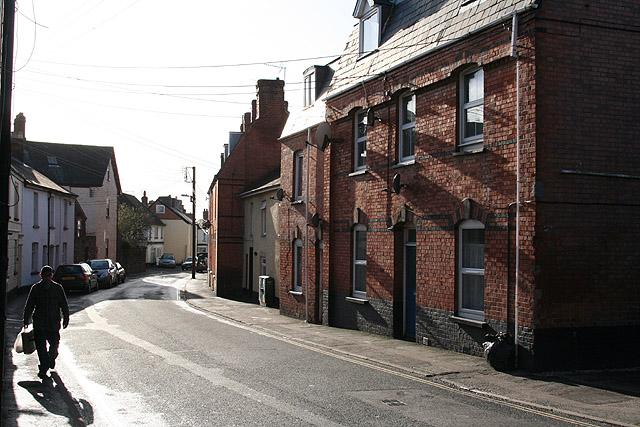 Tiverton: Park Street