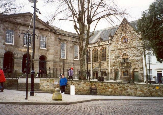 The Shire Hall, Bodmin