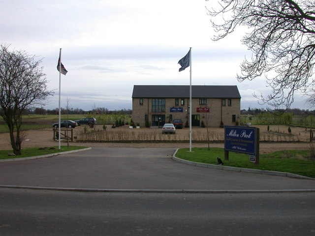 Milton Park Golf Course and Restaurant