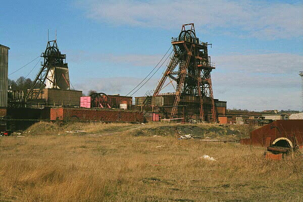 Annesley - Pit Head