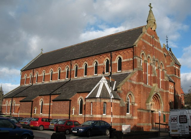 St Roberts RC church